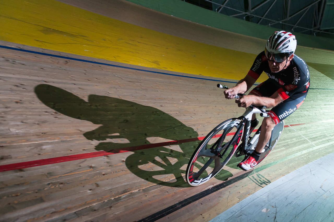 Sundrive Track Team at Velodrome BGZ Arena Pruszkow. Training camp August 2015.
